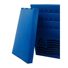 Lids For Corrugated Plastic Postal Tote - Lid Only