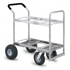 Cart Only with 2 Caster and Wheel Options