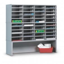 Locking Sorter Shelves