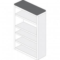 Storage Shelves 30x14x66 - 5 Shelf