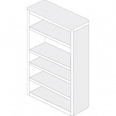 Storage Shelves 30x14x66