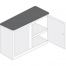 """Storage Cabinet - 36"""" x 14"""" x 48"""""""