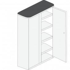 """Storage Cabinet - 36"""" x 14"""" x 72"""""""