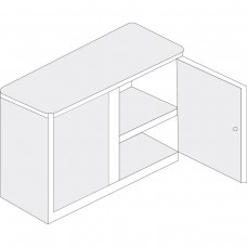 """Storage Cabinet - 30"""" x 14"""" x 48"""""""