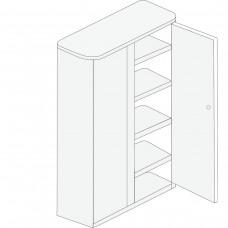 """Storage Cabinet - 30"""" x 14"""" x 72"""""""