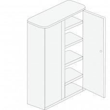 "Storage Shelves 36"" x 14"" x 72"" - 5 Shelves"