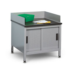 Sorting Surfaces: Dump Tables